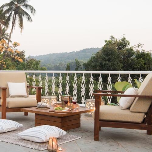 Private Villas in Goa